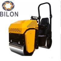 Buy cheap 13HP Honda Vibratory Road Roller Gasoline Engine Double Wheels With Hydraulic Transmission product
