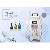 China Radio Frequency RF Elight IPL Tattoo Removal ND YAG Laser Depilation Machine wholesale
