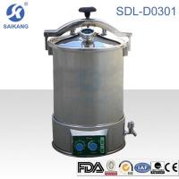 Buy cheap Surgical Equipment:Sterilizer&Nebulizer,SDL-D0301 portable pressure steam sterilizer product