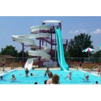 Buy cheap Outdoor Family Entertainment Swimming Pool Water Slides  product