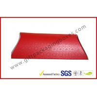 Buy cheap Handmade Pillow Card Board Packaging product