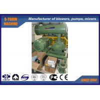 Buy cheap DN100 Roots Rotary Lobe Aeration Blower with maxiumum pressure 100KPA product