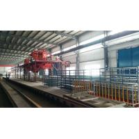Buy cheap Full Automatic Building Moulding Construction Material Making Machinery with 2.2KW - 4KW Power product