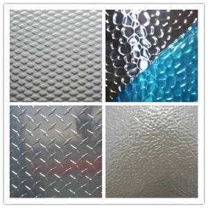 Buy cheap ASTM Standard Checker Aluminum Tread Plate with Diamond / 5 Bar for Bus Floor product