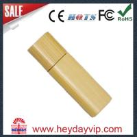 Buy cheap wooden flash drive bulk 2GB with laser logo china supplier product