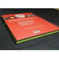 Buy cheap Casebond Hardcover Book Printing Services PMS Color For Entertainment , printing art books product