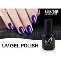 Customized Color Led Curable Gel Polish , No Chip Gel Nail Polish No Yellowish