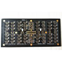 Buy cheap FR4 ENIG 1L Electronic Printed Circuit Board with 1 oz copper thickness from wholesalers