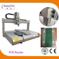 China 50000r/s Single Table TAB PCB Separator with 0.1mm Routing Precision wholesale