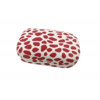 Buy cheap Leopard Print Hard Contact Lens Carrying Case With Customized Color product