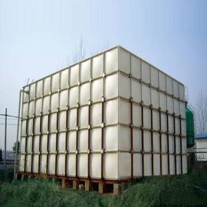Buy cheap Fiberglass Sectional Water Tank product