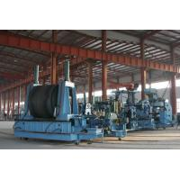 Buy cheap Heavy Duty Welded Pipe Production Line For Large Diameter Pipes 800mm Coil Width product