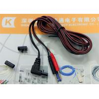Buy cheap Electrode EMS Muscle Stimulator Tens Lead Wire Cable product