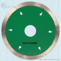 Buy cheap Continuous Rim Diamond Circular Saw Blade - DSSB08 product