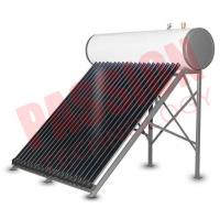Buy cheap Integrative Closed Circulation Small Solar Water Heater For Home , White Outer Tank product
