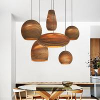 Buy cheap CountrySide ribbon cotton pendant light For Kitchen Bedroom Coffee Shop Lighting Fixtures (WH-WP-13) product