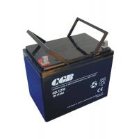 Buy cheap Recycle Maintenance Free Solar System Battery GEL Tech Batteries 25.85 KG product