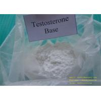 Buy cheap Testosteron Base Test Steroids Powder for Bodybuilding , CAS NO. 58-22-0 product