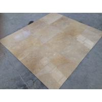 Buy cheap Beige Travertine Tiles Natural Stone Pavers Natural Wall Tiles Travertine Patio Stones product