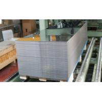 Buy cheap Heat Shield Polished Thin Aluminium Sheet By Continuous Casting 1100 1050 1060 3003  5052 6061 product