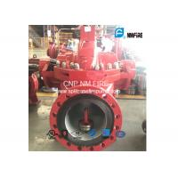 Quality UL Listed Fire Fighting Water Pump 1250 GPM Fire Pump For Pipelines Bureaus for sale