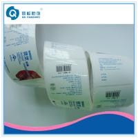 Buy cheap Custom Shipping Labels , Round Corner Self Adhesive Shipping Labels product