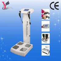 Buy cheap above 99% measurement accuracy professional body composition analyzer/body fat analyzer product