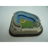Buy cheap Elegant and beartiful appearance polyresin Stadium 3D Model / models product