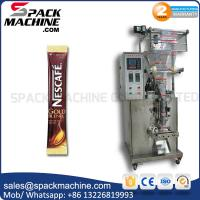 China Automatic VFFS espresso coffee beans stick bag Packaging Machine manufacturer on sale