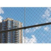 Buy cheap Knotted and Woven Architectural Rope Mesh SUS304 316 Cable Mesh Fencing product