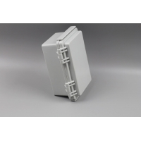 Buy cheap IP67 Stainless Steel Hinged Junction Box With Mounting Plate product