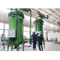 Quality Carbon Steel Lining PPS Material Back Wasking Filter For High Purity Manganous for sale