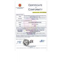 Beijing Mascei New Materials Tech Co., Ltd. Certifications
