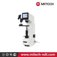 Buy cheap Brinell Rockwell & Vickers Digital Hardness Tester , Desktop Micro Vickers Superficial from wholesalers