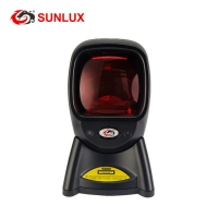 Buy cheap Intelligent Automatic Sensing Small Size Mulitiple Laser Barocde Scanner product