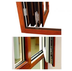 Buy cheap PVDF Painting Aluminum Extruded Profiles , GB75237-2004 Silding Aluminium Window Extrusions product