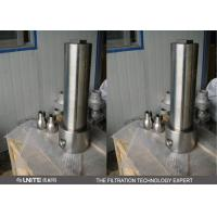 Buy cheap high pressure stainless steel compressed air filter product