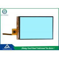 Rearview Mirror Car Touch Panel Capacitive 4.5 Inch 800 × 480 Resolution