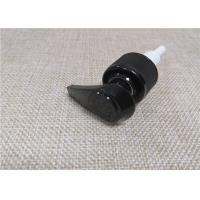 Quality Black Color Medium Plastic Lotion Pump For Body Lotion Eco Friendly for sale