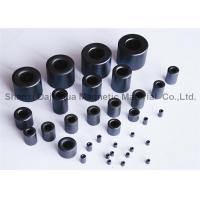 Buy cheap High Temperature 150 Degree Rare Earth Bonded Neodymium Ring Magnets with Black Epoxy product