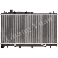 Buy cheap 13281 Water Cooling Car Radiator , Subaru Legacy Radiator Replacement With Plastic Tank product