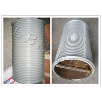 Buy cheap Pulling Wire Rope Barrel In Varied Winch With Lebus Groove Design product