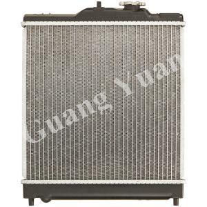 Quality 19010-P03-901/902 Honda Aluminum Radiator , Honda Civic Radiator Replacement for sale