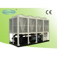 PLC Big Air Cooled Chiller Unit from 101 KW - 337 KW