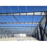Buy cheap Sandwich Panel Prefab Workshop Steel Structure With USA Standard Welding product