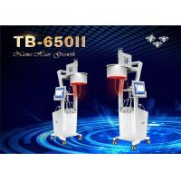 China 650nm Diode Laser Hair Loss Therapy Equipment / Laser Hair Growth Machine wholesale