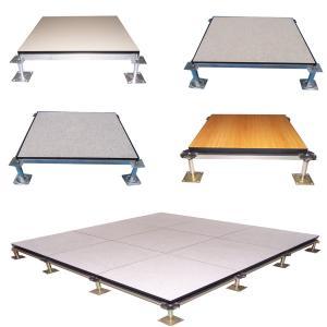 Buy cheap Anti Static PVCRaised Floor For Data Center , Raised Flooring Tiles product