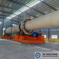 China High Quality , Low Price Zinc Oxide Rotary Kiln with 180-10000t/h for sale on sale