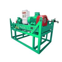 Buy cheap High Bowl Speed Screw Conveyor Decanter Centrifuge Used for Oil Extraction / Oil Sludge Centrifuge product
