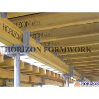 Buy cheap High Strength Slab Scaffolding System Table Head Connector Fasten H20 Beams To Props product